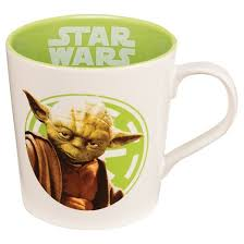 Star Wars Yoda Force Mug 12oz Ceramic Target