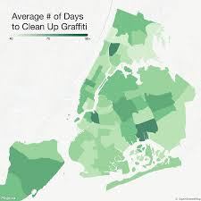 Queens Neighborhood Map Map See Which Queens Neighborhoods Have The Most Reported