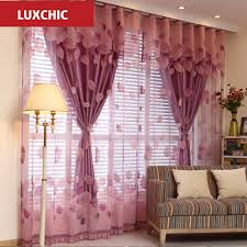 curtain sets living room