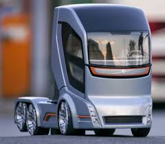volvo big rig dealership futuristic truck future vehicle volvo concept truck 2020