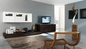 Inspiration  Living Room Decorating Ideas Grey Walls Design - Grey and brown living room decor ideas