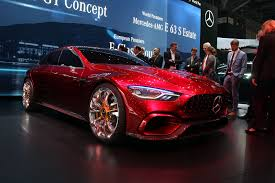 mercedes supercar concept mercedes amg gt concept is the 4 door the panamera never was