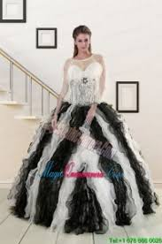 black and white quinceanera dresses white and black quinceanera dresses white and black 15 dresses