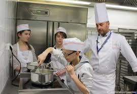 cours de cuisine ado fondation paul bocuse cuisinier en herbe deviendra grand actu fr