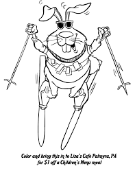 coloring pages friends 12 lisa u0027s cafe palmyra pa