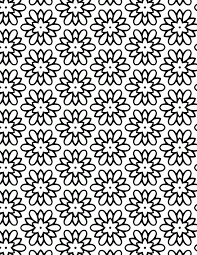 coloring pages patterns kids coloring