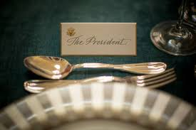 inaugural luncheon head table all the presidents meals the history of inaugural food wtop