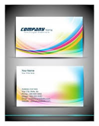 business card template vectors stock for free download about 168