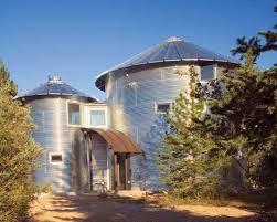 build a home how to build a grain bin house