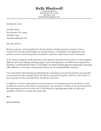 cover letter sample ngo jobs