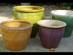 ceramic plant pots ceramic plant pots for indoors youtube