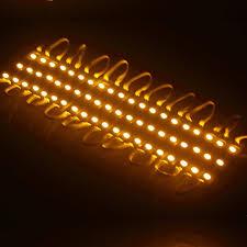 fry s led light strips 100pcs lot 3 led 5050 smd rgb module waterproof ip65 light strip