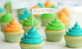 baby shower boy cakes baby shower cupcakes