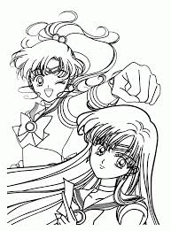 40 sailor moon coloring pages coloringstar