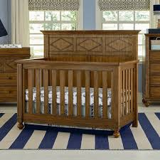 Infant Convertible Cribs Bassett Baby Brookdale 4 In 1 Convertible Crib Reviews Wayfair