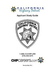 asg pdf california highway patrol test assessment