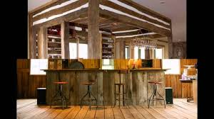 Bar Top Pictures by Rustic Bar Design Ideas Youtube