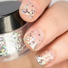 the glitter tears nail art u0027trend u0027 the nailasaurus