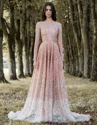 ombré wedding dress wedding dresses best pink ombre wedding dress images wedding