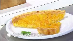 c est au programme recettes de cuisine tarte tiède à l orange présentée par cécile dorseuil dans c est