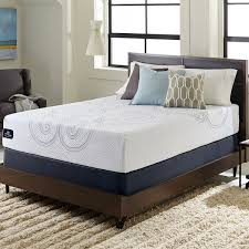 Full Size Bed And Mattress Set Serta Perfect Sleeper Isolation Elite 12 Inch Full Size Gel Memory