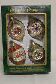 classics decorated glass ornaments created by