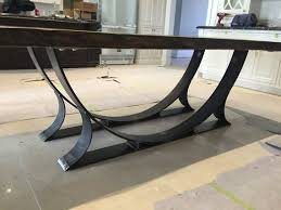 Wrought Iron Kitchen Tables by 239 Best Hand Forged Iron Tables Images On Pinterest Iron Metal