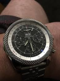 breitling bentley diamond breitling for bentley a25366 limited edition watch