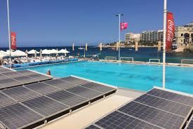 why is it to solar panels space shades malta s solar power push politico