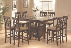 3 Pc Kitchen Table Sets by Furniture Outlet Square Counter Height Dining Table Set Lazy