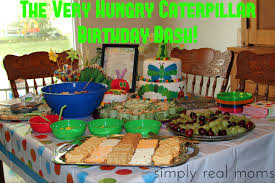 the very hungry caterpillar birthday bash simply real moms