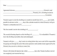 lease forms free print 10 best rental agreements images on