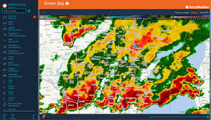 Accuweather Radar Map Accuweather Weather For Life For Windows 10