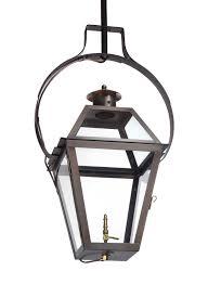 electric lights that look like gas lanterns charleston collection ch 23 hanging yoke light lantern scroll