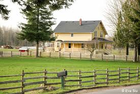 Farm Houses I U0027ve Always Dreamed Of A Yellow Farm House For Some Reason Dream