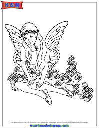 tooth fairy coloring page tooth fairy holding star wand coloring page free printable