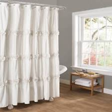 Country Shower Curtain Lush D礬cor Country Shower Curtains Ebay