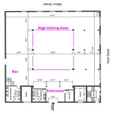 Warehouse Loft Floor Plans The Greenpoint Loft Brooklyn Wedding Lighting