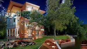 most beautiful houses made from shipping containers youtube