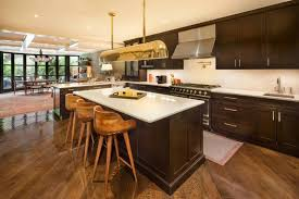mahogany kitchen island 53 high end contemporary kitchen designs with wood