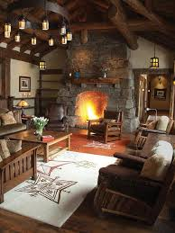 cabin living room ideas 47 extremely cozy and rustic cabin style living rooms cabin cozy