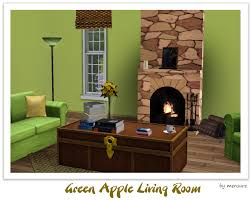 living room minimalist modern green living room design with l