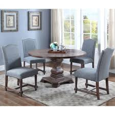 dining room tables round 60 inch round dining table set wayfair