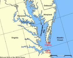 me a map of maryland virginia maryland boundary