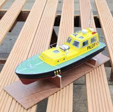 Radio Control Model Boat Magazine Pilot Boat Kit U0026 Product Reviews