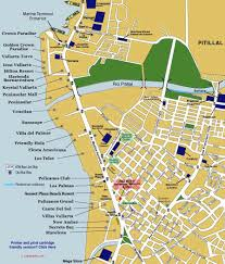 Cabo San Lucas Mexico Map by Map Of Puerto Vallarta U0027s Hotel Zone Mexico Pinterest Puerto