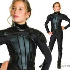 katniss costume for girls kids girls katniss everdeen mockingjay