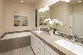 Tile Counters New Construction In Bend Envision Interiors