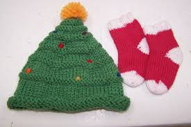 Christmas Tree Hat Knitting Pattern Uncategorized Measured Threads