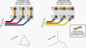 6 lead 3 phase motor wiring diagram gooddy org